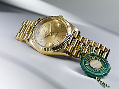 OYSTER by ROLEX MAG