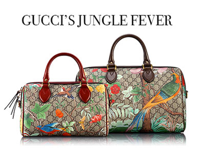 Gucci Jungle Fever