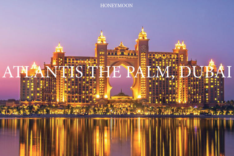 Atlantis The Palm home