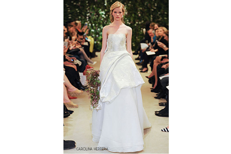New york bridal catwalk 2