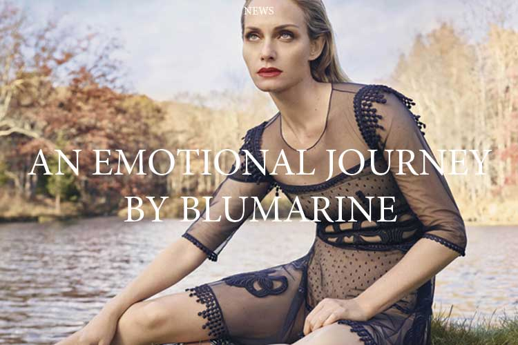 a An emotional journey by Blumarine 26 02 18