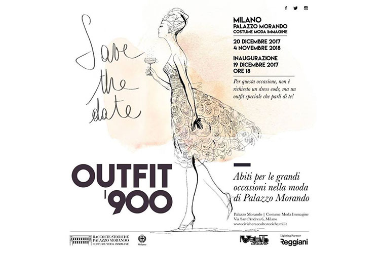 A Milano la mostra Outfit 900 12 01 18 1