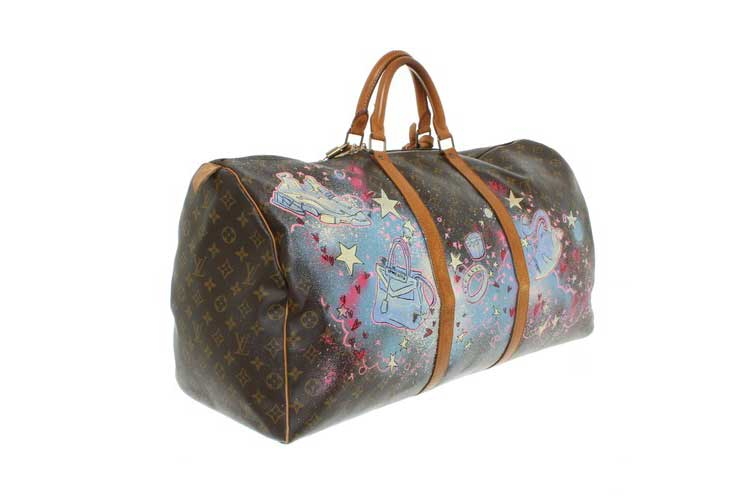 Art to go by Rebelle e Louis Vuitton 30ag18 2