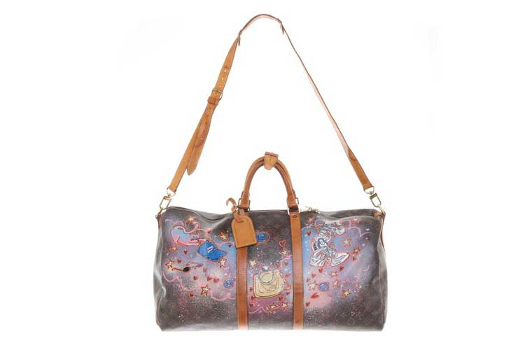 Art to go by Rebelle e Louis Vuitton 30ag18 4
