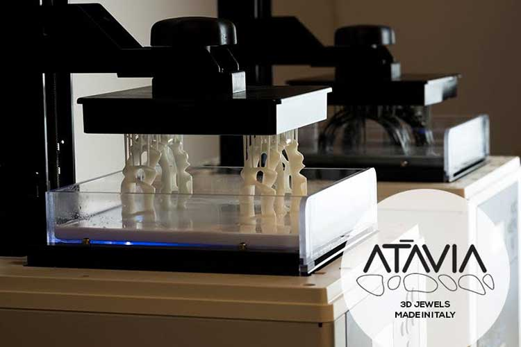 Atavia unicita Made in Italy in 3D7ott17 3