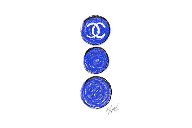 Chanel into the blue 2