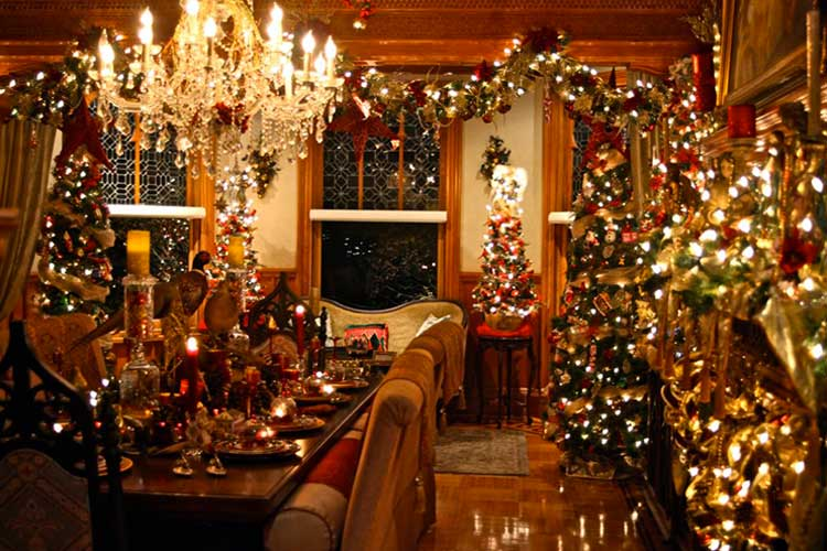 Christmas Home decorations 14 12 18 1