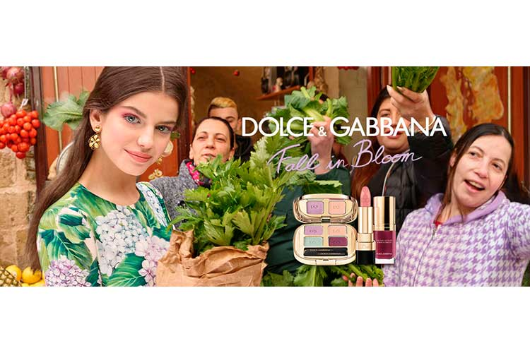 Dolce Gabbana Fall in Bloom 28 08 17 1