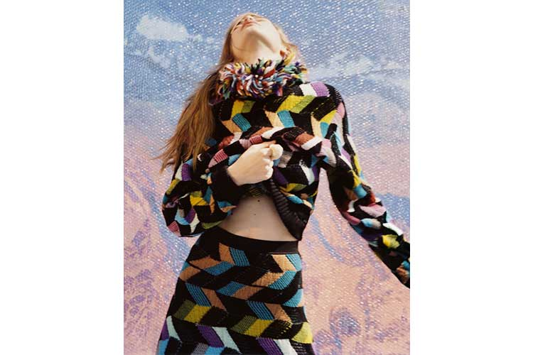 Female identity and freedom by Missoni 31ott17 4