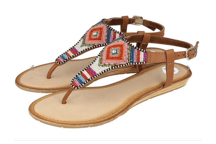 Flat shoes e zeppe multicolor by GIOSEPPO 20lug16 1