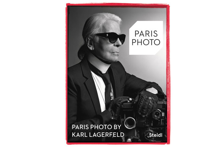 Karl Lagerfeld guest star at Paris Photo 2017 15 11 17 1
