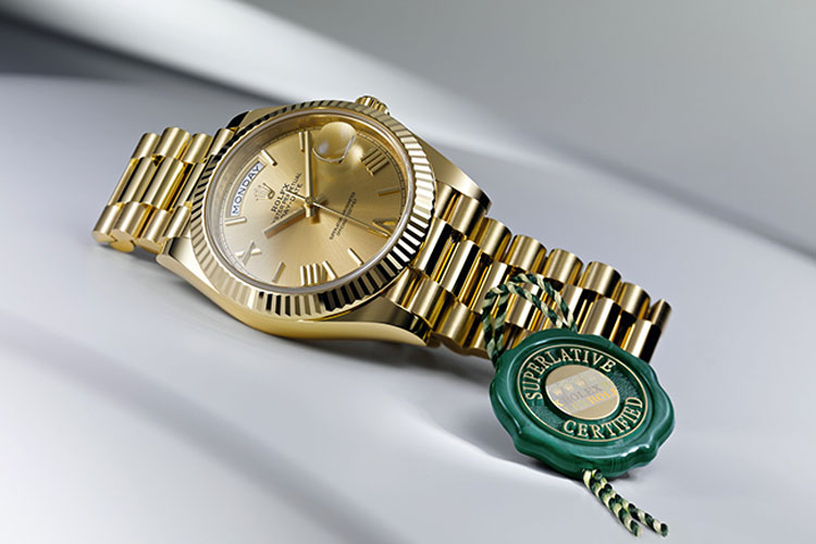 L OYSTER by ROLEX 19 set 16 5