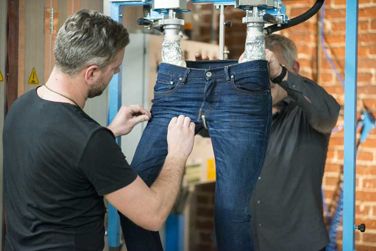 Made in Italy eco friendly con Re Gen Denim4giugno18 1