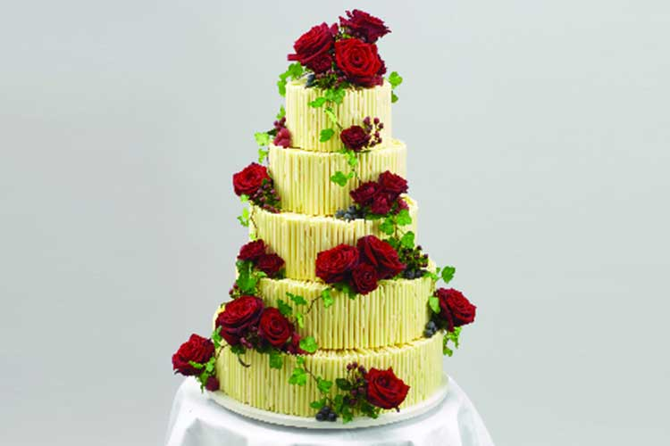 My exclusive Wedding Cake 31 09 17 3