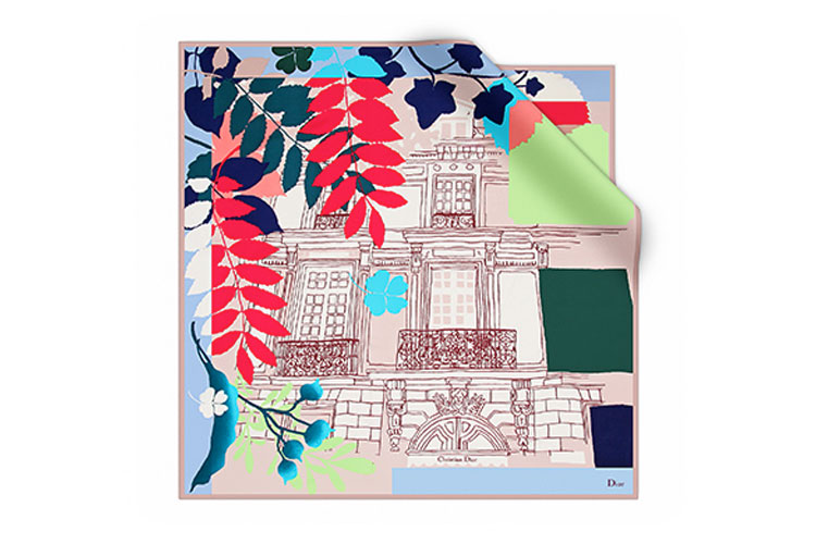 New foulard collection dior 5 ago 16 8
