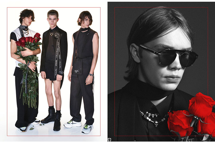Pet Shop Boys and Dior Homme Summer 2018 Campaign 16gen17 4