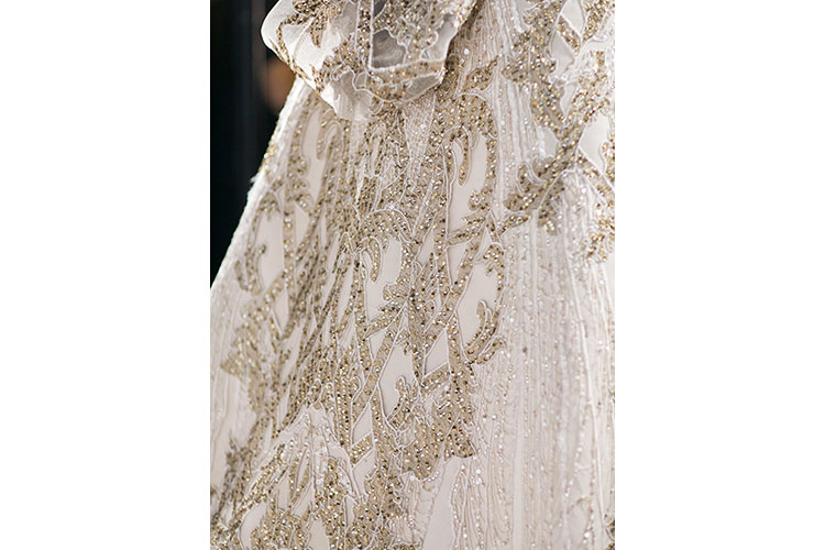 Sposa dinverno by Elie Saab Haute Couture 9 12 17 4