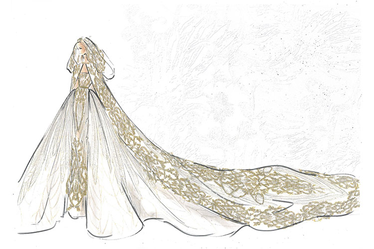 Sposa dinverno by Elie Saab Haute Couture 9 12 17 6