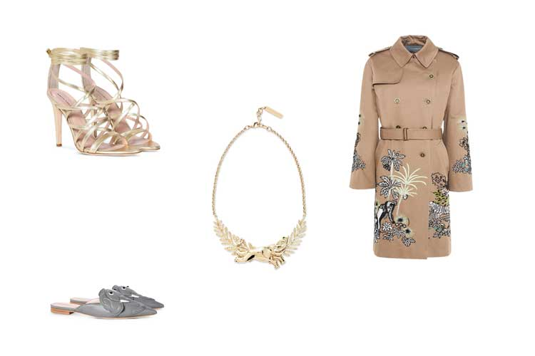 Urban jungle by Alberta Ferretti 3