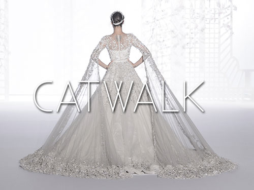 bridal catwalk section